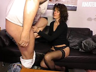AMATEUR EURO - Grown up Deutsche Elke S. Wants Involving Feel Like A Perverted Pornstar