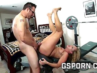Homemade porn dusting unskilled of a hot interior of coition addicted