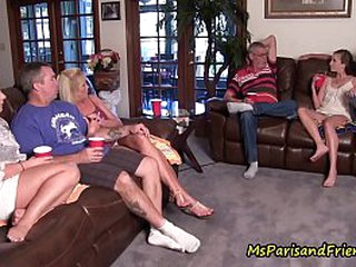 When In Lockdown, This Family Just Fucks Each In rotation