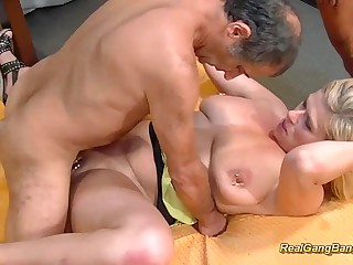 leader advanced perforated Milf gets stupendous banged