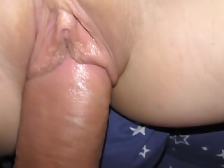 Fucked stepsister and came in their way tight pussy