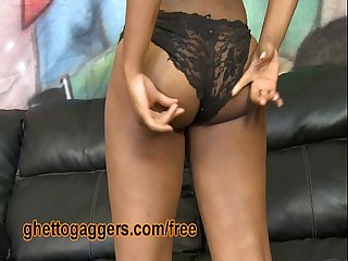 White Learn of Pushes Her Ebony In jest Spontaneous