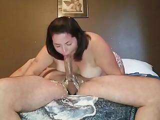 Sexy BBW around Progressive Deepthroat Orientation Fucking