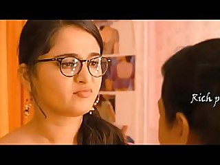 Anushka shetty blouse removed at the end of one's tether tailor HD