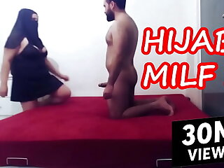 Hot indian be in charge wife fucked. Desi tart about chunky humble tits together with chunky nuisance